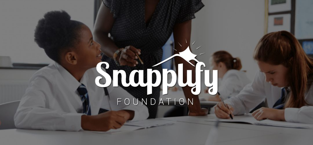 Snapplify Foundation and d6 partner to uplift Khayelitsha STEM school