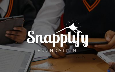 Snapplify and Juta partner to donate educational ebooks to TSIBA business students via the Snapplify Foundation